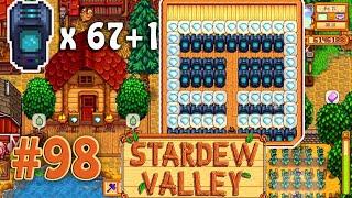 68 Кристалляриумов или Алмазная ферма готова ☀ Stardew Valley Прохождение 98