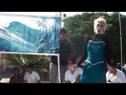 Let it go- Neo Expo 2014
