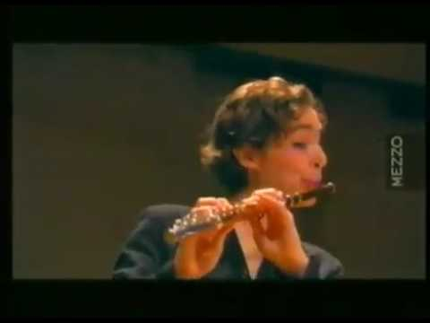 Recital concert of Juliette Hurel and Benoit Fromanger,flutes