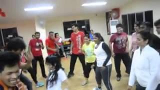 funny dance video in appadi podu song