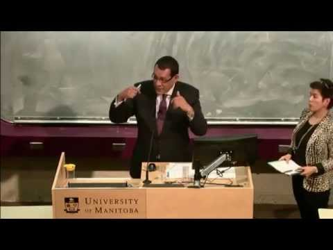 Canada Lecture: The Demographic Profile of First Nations in