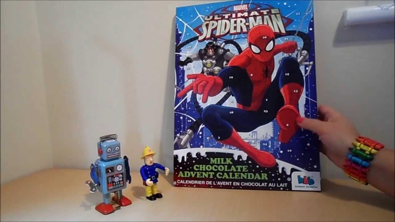 Free Interactive Advent Calendar 10 Free Online Advent Calendars For Adults Children Surprise Opening Of Marvel Spiderman Christmas Advent