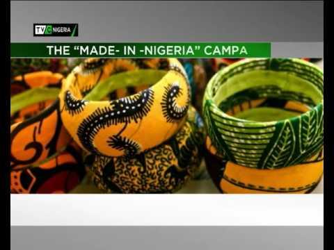 The 'Made in Nigeria' Campaign