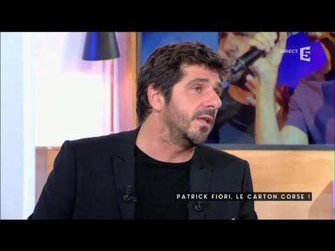 Fiori, le Corse - C à vous - 17/10/2016