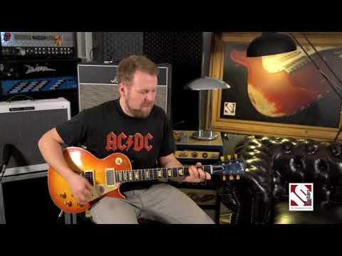 2017 Gibson Les Paul Slash '58 First Standard Aged