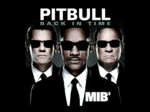 Pitbull - Back in Time [HQ + DOWNLOAD]