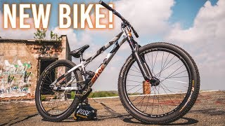 MY NEW SIGNATURE DIRTJUMP BIKE BUILD! Rose Bikes The Bruce Camo Edition
