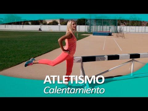 ATLETISMO 3 | Calentamiento genérico para atletismo