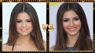 Selena gomez vs. victoria justice ...