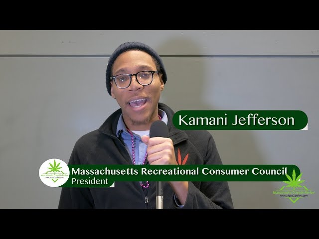 Kamani Jefferson, Registered Lobbyist and President of MRCC Interview at The Harvest Cup