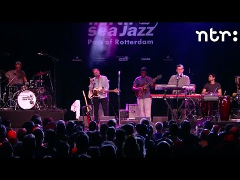 Jordan Rakei  - Talk To Me - Live at North Sea Jazz