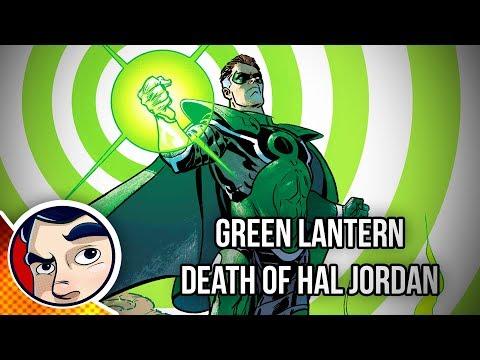 "Final Night ""Death of Hal Jordan / Green Lantern"" - Complete Story"