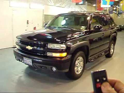Awesome 2005 Chevy Tahoe Z71 4x4 Walkaround