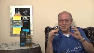 Whisky Verkostung: Highland Park 10 Jahre