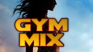 "Wonder Woman |Music OST| 16min POWER ""GYM MIX"" OF THE AMAZONIAN GODDESS"