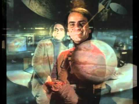 "Hear Carl Sagan Artfully Refute a Creationist on a Talk Radio Show: ""The Darwinian Concept of Evolution is Profoundly Verified"""