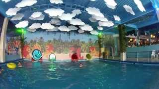 Территория аквапарка АкваЛоо(Подробная информация про аквапарк на http://otdyhoved.ru/, 2013-10-06T20:43:18.000Z)