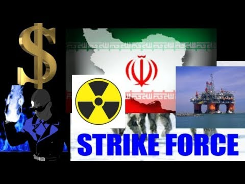 Strike Force #025 Sanctions on Iran, offshore drilling & jobs