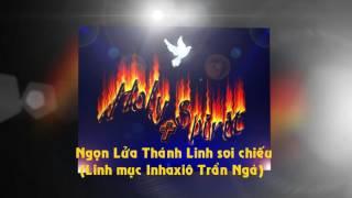 Ngọn Lửa Thánh Linh soi chiếu - Linh mục Inhaxiô Trần Ngà