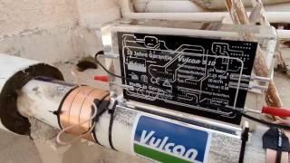 VULCAN S10 - Проверка работы электромагнитной системы водоподготовки - защита от накипи и коррозии(, 2017-02-15T10:51:12.000Z)