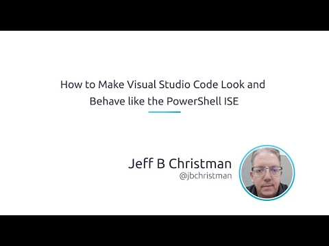 How To Make Visual Studio Code Look And Behave Like The