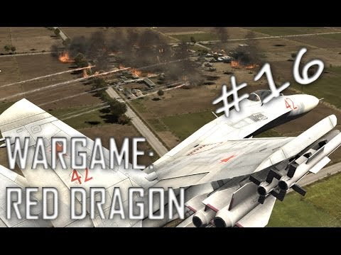 Wargame: Red Dragon Gameplay #16 (38th Parallel, 4v4)