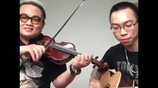 Live stream của Tùng Acoustic và Trường Lê