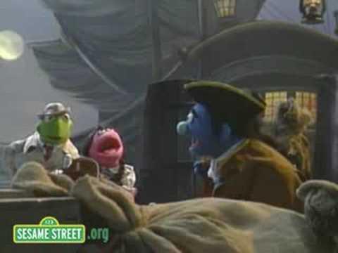 Sesame Street: Boston Letter T Party | Kermit News