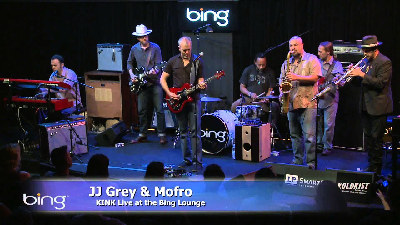 Jj grey and the mofos