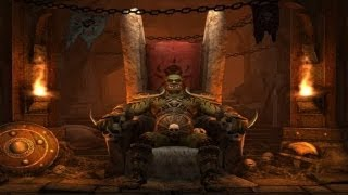 ORC: Vengeance Gameplay HD - For iPhone/iPod Touch/iPad