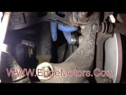 VW Audi rear brakes DIY with electronic parking brake by Ed - YouTube: Audi A6 Parking Brake Wiring Diagram at e-platina.org