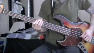 Ben Folds Five - Jackson Cannery (bass cover)