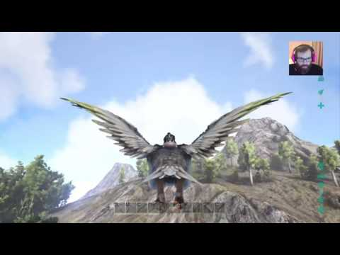 ARK PS4 ARKaholics Perfect 125 Rex tame!