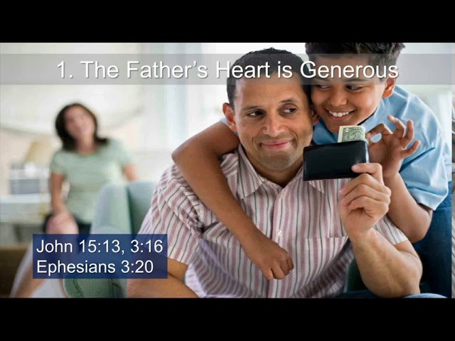 Ps Darin Browne - Father's Day 2020