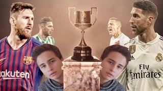 Moje predviđanje za Polufinale Kupa Španije