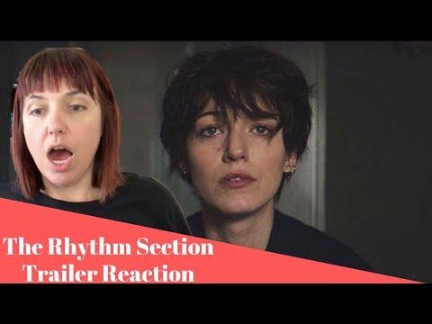 The Rhythm Section Trailer REACTION!