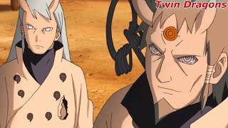 Kaguya Otsutsuki (Hagoromo and Hamura vs Kaguya) AMV Anime: Naruto ...