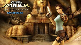 Tomb Raider: ANNIVERSARY 100% PC Walkthrough ALL SECRETS NO COMMENTARY