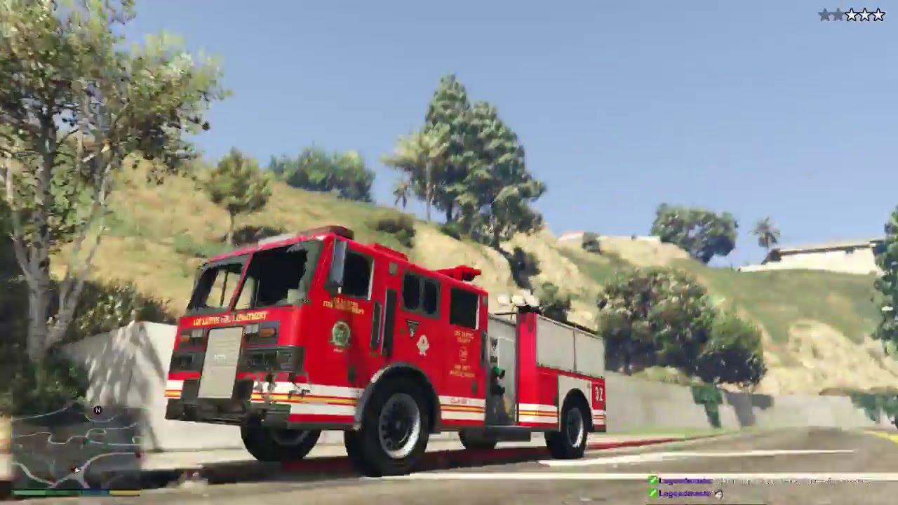 Fire Truck Fuck