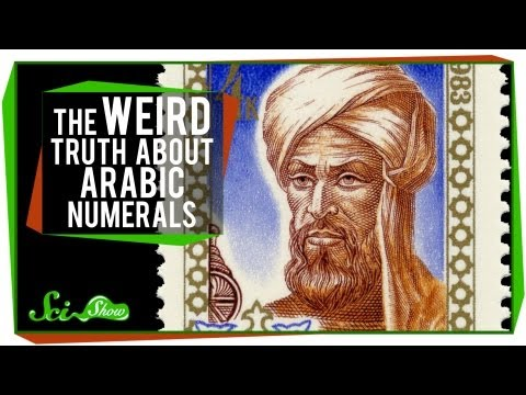 The Weird Truth About Arabic Numerals - YouTube