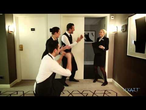 Ausbildung Im Hotel -- Hyatt Deutschland Und Schweiz