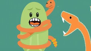Dumb Ways JR Zany's Hospital - New DWTD Kids Game - Kids Care Game for Preschool and Toddlers