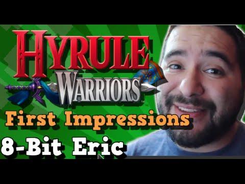 Hyrule Warriors First Impression - 8-Bit Eric - 동영상