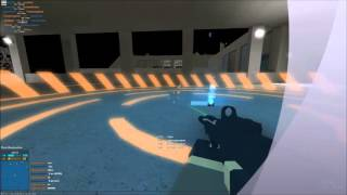 Roblox Phantom Forces BETA- Try out UMP- 45