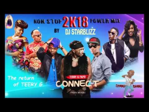 LATEST NAIJA FEBRUARY 2018 NON STOP  EXPLOSIVE POWER MIX BY DJ STARBLIZZ