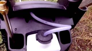 видео Минимойка высокого давления Katar 130В для мойки автомобиля. Доставка по Украине.
