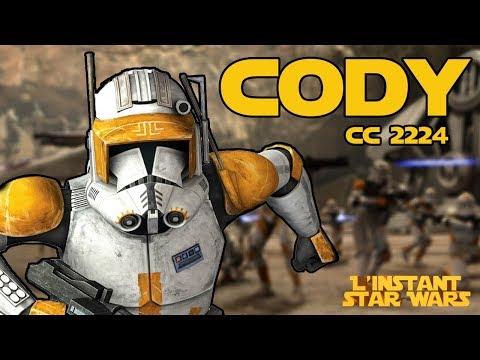 L'Instant Star Wars #28 - COMMANDANT CODY (Mini Série 1/7 - Canon)