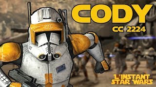 L'Instant Star Wars #28 - COMMANDANT CODY (Mini Série 1/7 - Canon)