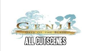 Genji: Days of the Blade - All Cutscenes English