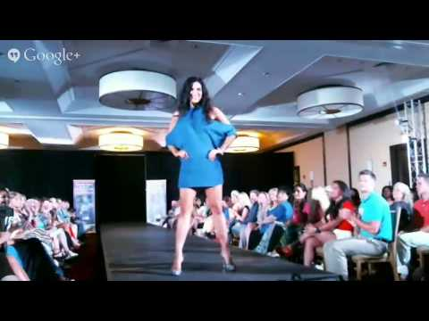 The Fashion Hero Fashion Show at the Miss United States Pageant Miss and Ms Divisions